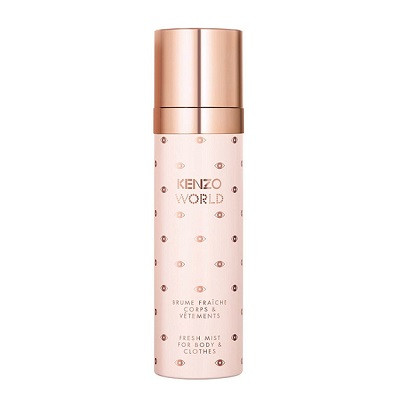 Kenzo World Fresh Mist For Body & Clothes - TESTER